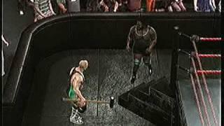 SVR09 WWE Armageddon Simulation Finlay Vs Mark Henry