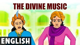 The Divine Music - Akbar And Birbal In English - Animated / Cartoon Stories For Kids