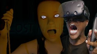 I'VE NEVER BEEN THIS SCARED! | Lost in the Rift: Reborn | HTC Vive Horror REACTION