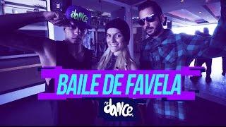 Mc João - Baile de Favela - Coreografia | FitDance