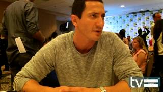 Grimm Season 2: Sasha Roiz Interview