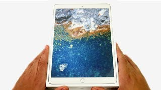 iPad Pro 10.5 Unboxing & First Impressions!