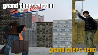 GTA III Snow City Mission #40 - Grand Theft Aero