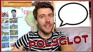 Polyglot | How i learned 5 languages | Falando alemão, português, francês, inglês, espanhol, baváro