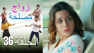 Zawaj Maslaha - الحلقة 36 زواج مصلحة