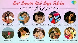 Best of Romantic Hindi Songs | Audio Jukebox |  Hindi Love Songs
