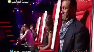 عرب ايدل يصدم كاضم اساهر وشيرين وعاصي