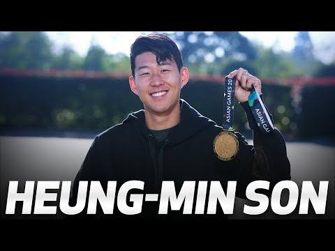 Xxx Mp4 HEUNG MIN SON RETURNS TO HOTSPUR WAY AFTER ASIAN GAMES GOLD MEDAL 3gp Sex