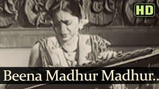 Beena Madhur Madhur Kuch Bol - Ram Rajya Songs - Prem Adib - Shobhna Samarth