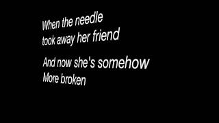 [HQ] Linkin Park - Across the line [Lyrics]