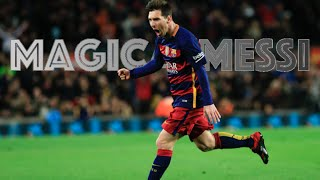 Lionel Messi - The Best Moments of the Season 2015/2016 - HD