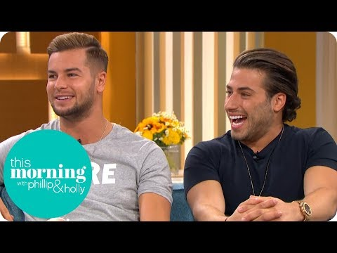 Xxx Mp4 Love Island S Chris And Kem Deny That Kem Kissed Kendall This Morning 3gp Sex