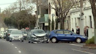 Auto Emergency Braking (AEB) TAC TV ad, 2016