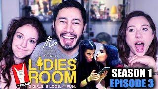 LADIES ROOM Episode 3 | Reaction w/ Hope & Rachel!