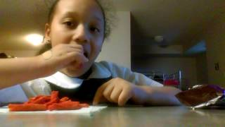 Aniya is doing the hot takki challenge