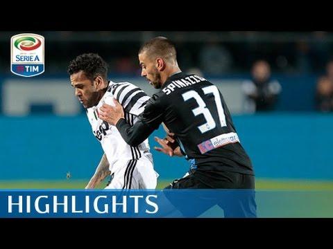 Atalanta - Juventus 2-2 - Highlights - Giornata 34 - Serie A TIM 2016/17