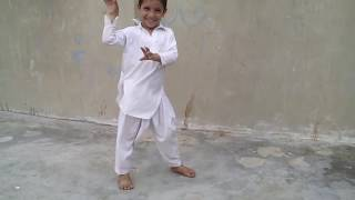 5 years old Pathan boy best dance 2016