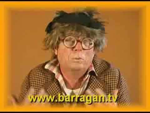 BARRAGAN TV Video Chistes Señor Viajante