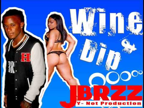J Brzz - Wine and dip { Y-not Production } / Real Royalty Production