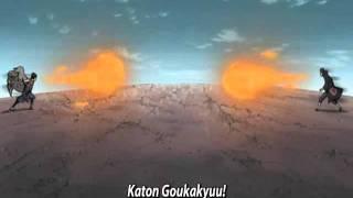Sasuke Vs Itachi - Numb - Linkin Park