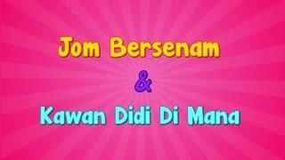 Didi & Friends [Promo]: Lagu baru Jom Bersenam & Kawan Didi Di Mana