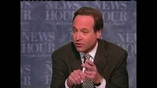 Michael Getler appears on NewsHour with Jim Lehrer - Dec. 23, 2005