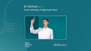 Al-Fatihah in Sign Language #QuranIDprojectISYARAT