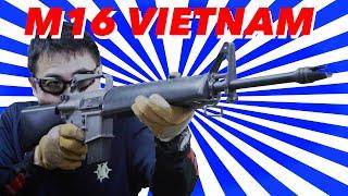 東京マルイコルトM16A1 ベトナムバージョン 電動ガン レビュー#146