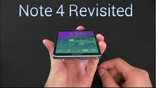 Galaxy Note 4 Revisited After 10 Months