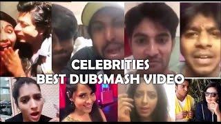 Celebrities best Dubsmash video