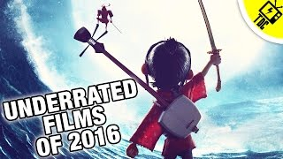 The 12 Most Underrated Films of 2016! (The Dan Cave w/ Dan Casey)