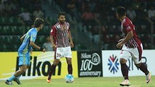 Mohun Bagan vs Abahani Limited Dhaka (AFC Cup 2017 : Group Stage)
