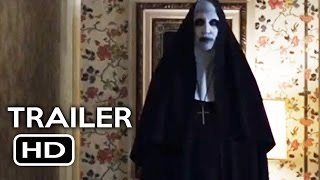 The Conjuring 2 Official Trailer #1 (2016) Patrick Wilson, Vera Farmiga Horror Movie HD