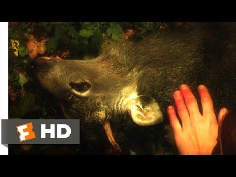 Dead Wood (2007) - Strangling a Deer Scene (2/10) | Movieclips