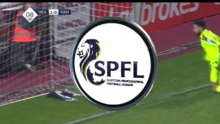 Scottish Premier League - Hearts vs Rangers - 1 February 2017 Full Match HD
