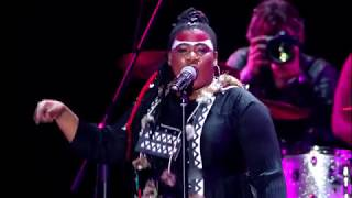 Thandiswa Mazwai at DStv Delicious