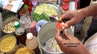 Indian Street Food - Tasty Jhal Muri - Masala Muri - Bengali Street Food India - Street Food kolkata