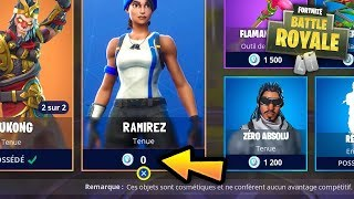 skins fortnite gratuit