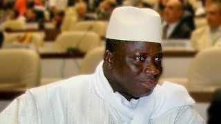 Gambia President: Gays Are Liars, I Will Get Them & I Will...