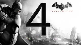 Batman Arkham City Walkthrough Part 4 [1080p HD] - No Commentary
