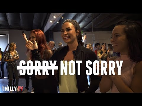Demi Lovato - Sorry Not Sorry - Choreography by Jojo Gomez - #TMillyTV #Dance