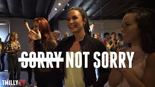 Demi Lovato - Sorry Not Sorry - Choreography by Jojo Gomez - #TMillyTV #Dance
