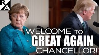 Welcome to GREAT AGAIN, Chancellor!