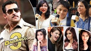 Crazy Salman Khan FANS Wants This Bollywood Actrees Pair in Dabangg 3