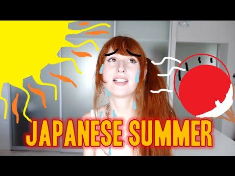 PSA: Japanese Summer Heat 日本の夏なめてました