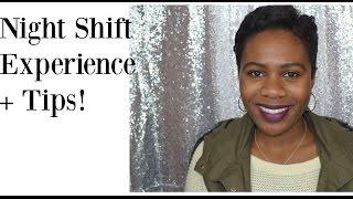 Nursing Talk: 1st Night Shift Experience + Survival Tips