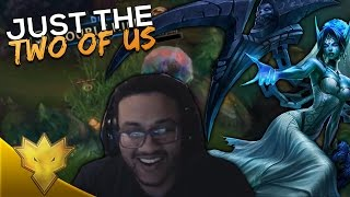 Sneaky & Aphromoo - JUST THE TWO OF US - Preseason 7 Duo Queue Funny Moments & Highlights