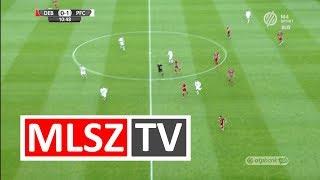 DVSC - Paksi FC   3-2   (1-1)  OTP Bank Liga   14. forduló   MLSZTV