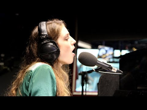 Birdy Let Her Go Passenger in the Live Lounge