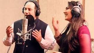 Dil Diyan Lagiyan | Rahat Fateh Ali Khan | Deeba Kiran | Official Video | Latest Romantic Song 2017